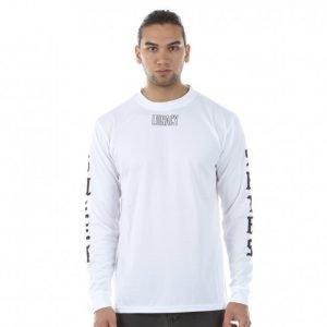 Sweet Sktbs Cuff 99 Gothic Pitkähihainen T-paita Valkoinen