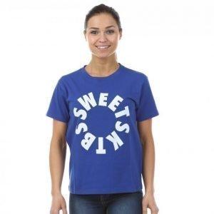 Sweet Sktbs Fruit Circle T-paita Sininen