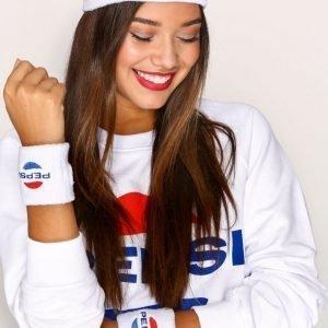 Sweet Sktbs Pepsi Headband Otsapanta Valkoinen
