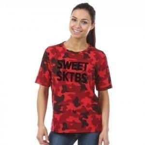 Sweet Sktbs Sienna Enlist T-paita Punainen