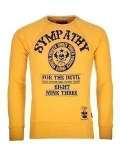 Sympathy Jumper Yellow