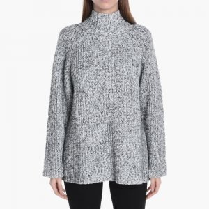 T by Alexander Wang Marled Turtleneck
