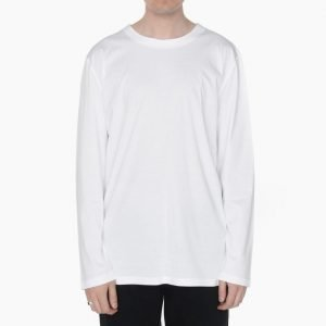 T by Alexander Wang Oversized Long Sleeve Tee