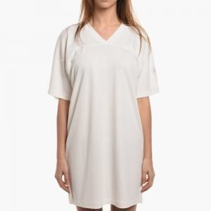 T by Alexander Wang Sandwashed Pique V-neck Tee