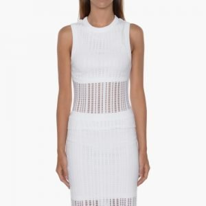 T by Alexander Wang Stretch Cotton Tank Top