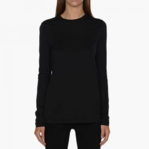T by Alexander Wang Superfine Jersey Crewneck