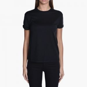 T by Alexander Wang Superfine Jersey Crewneck Tee
