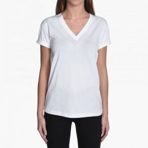 T by Alexander Wang Superfine V Neck Tee