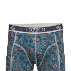 TOPECO Men'S Regular Boxer Printed bokserit