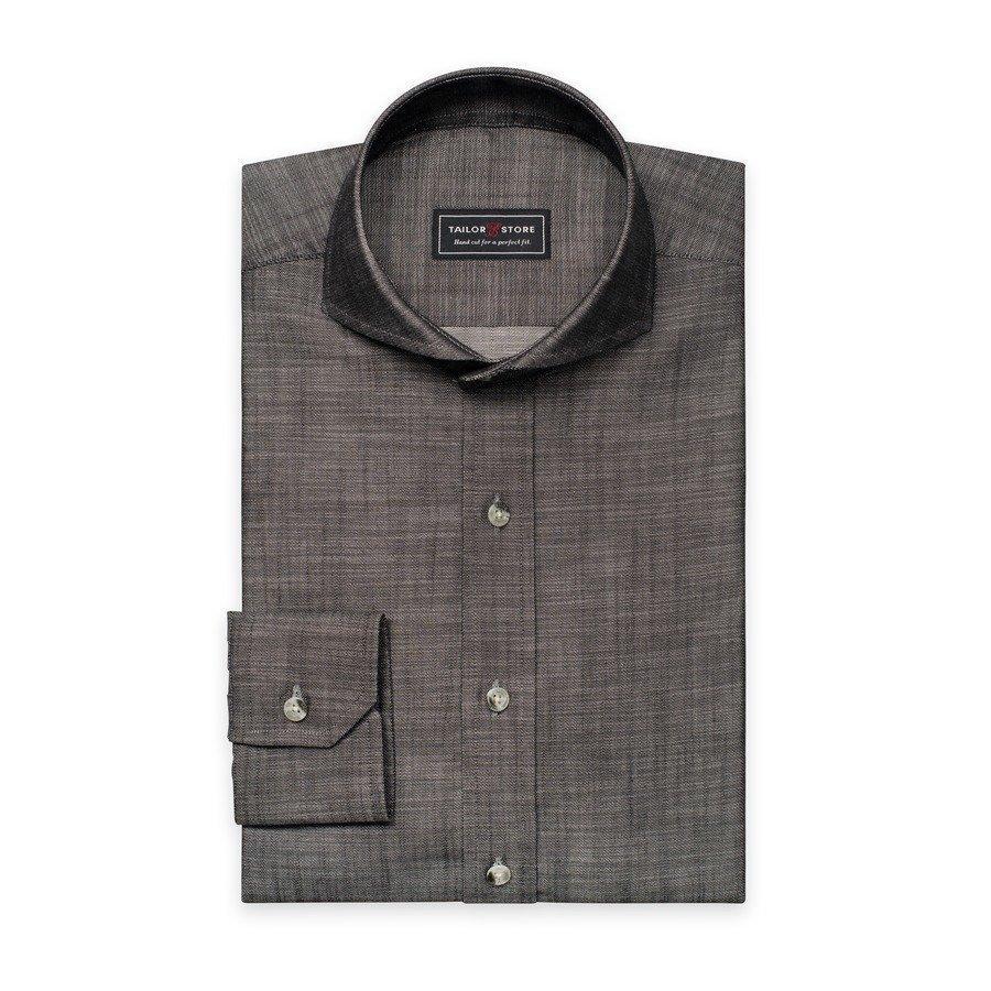 Tailor Store Chambray Paita Musta