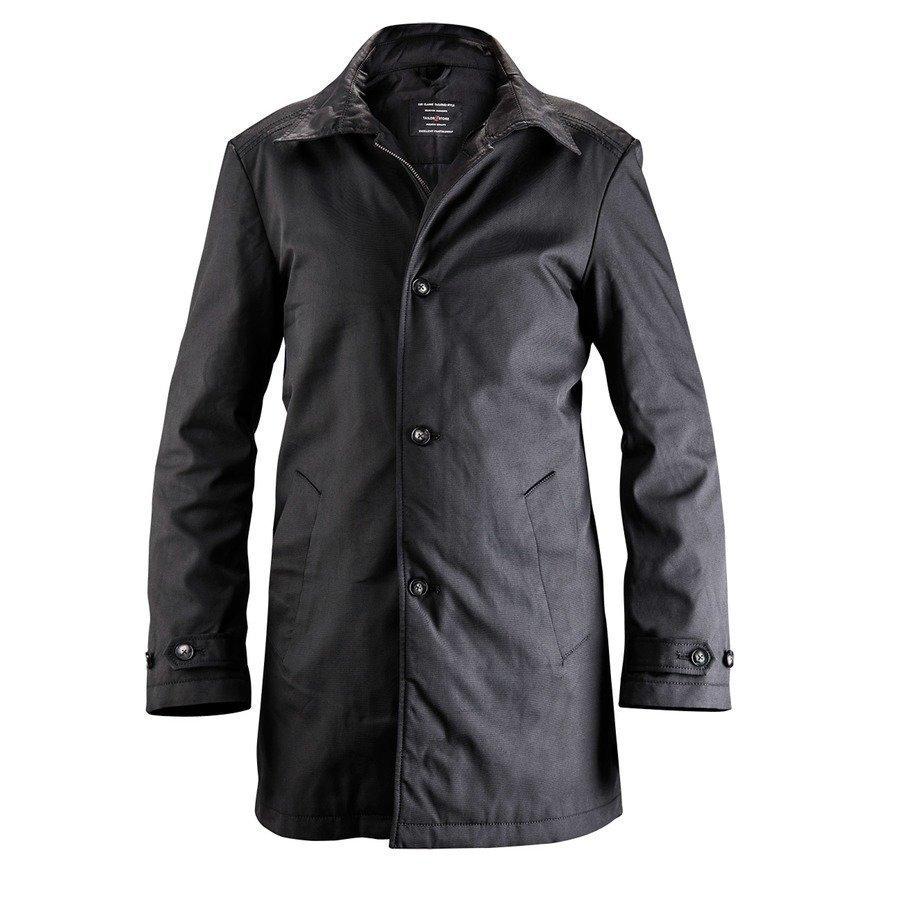 Tailor Store Klassinen Car Coat Mittatilaustyönä Musta