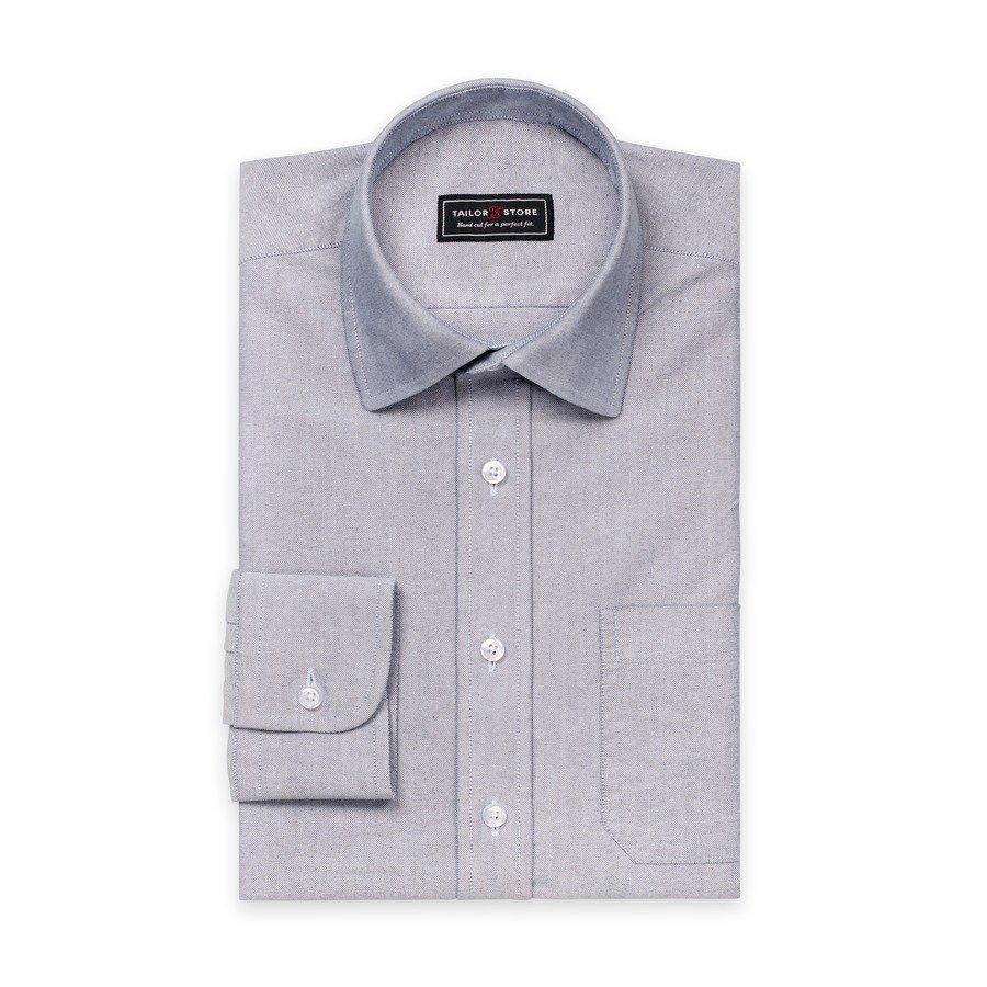 Tailor Store Oxford Paita Harmaa
