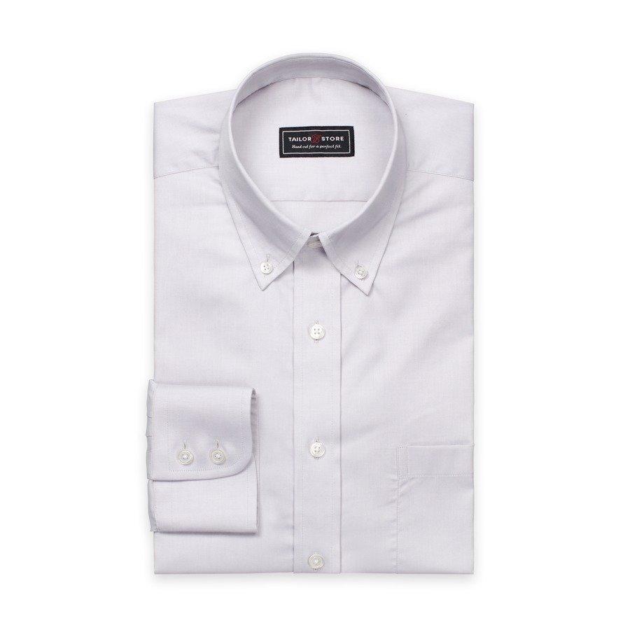 Tailor Store Oxford Paita Vaaleanharmaa