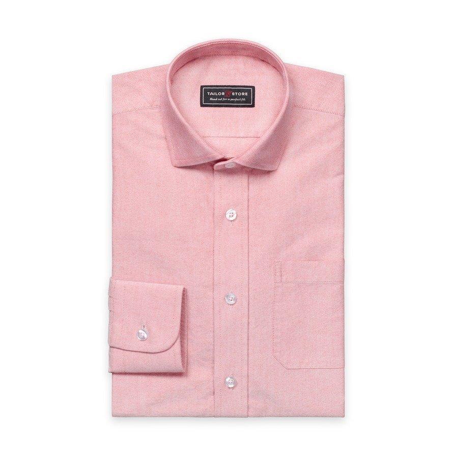 Tailor Store Oxford Paita Vaaleanpunainen