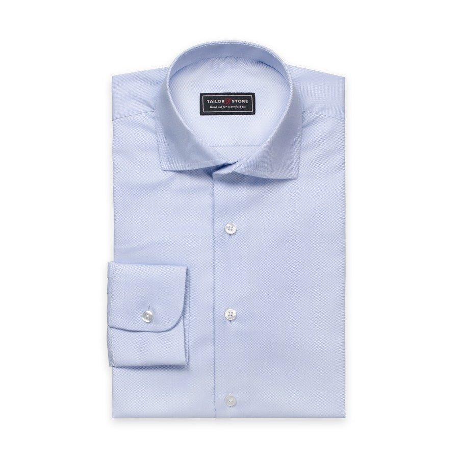 Tailor Store Oxford Paita Vaaleansininen