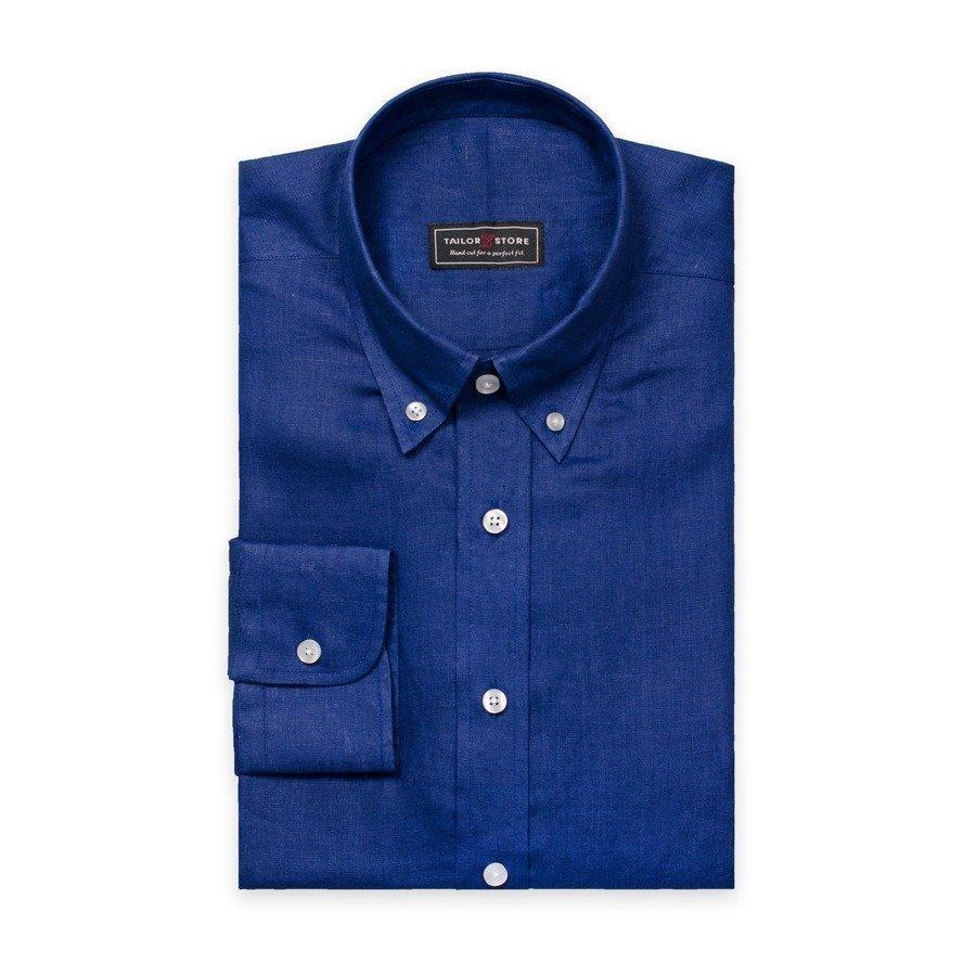 Tailor Store Pellavapaita Sininen