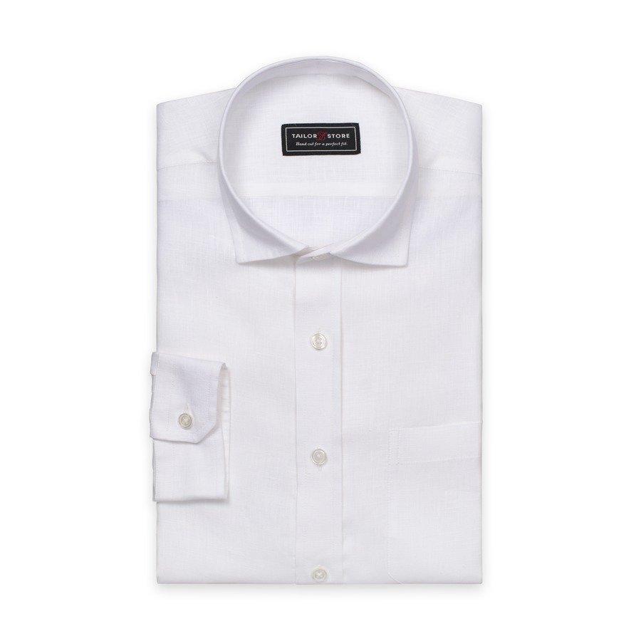 Tailor Store Pellavapaita Valkoinen