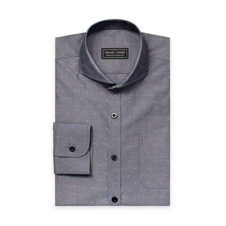 Tailor Store Slim Fit Paita Musta