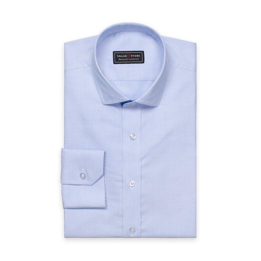 Tailor Store Slim Fit Paita Vaaleansininen