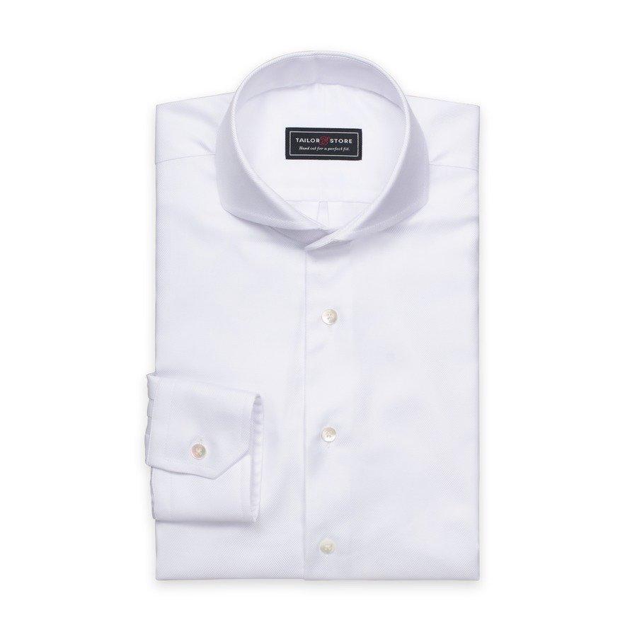 Tailor Store Twillpaita Valkoinen