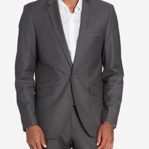 Tailored By Solid Denver Jacket Bleiseri Dark Grey
