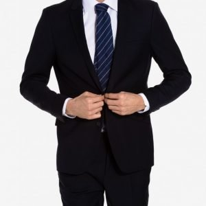 Tailored By Solid Denver Jacket Bleiseri Insignia Blue