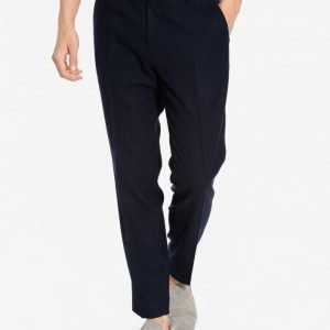 Tailored By Solid Denver Pants Puvunhousut Black