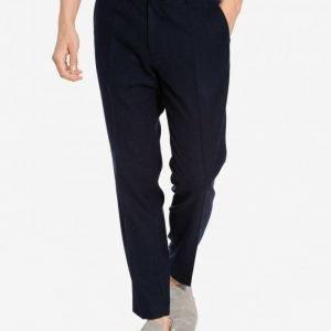 Tailored By Solid Denver Pants Puvunhousut Black