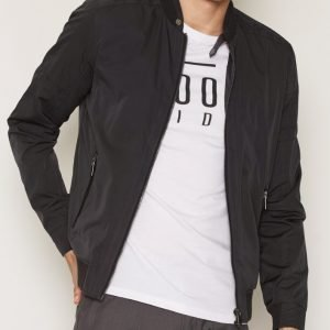 Tailored By Solid Jacket Denbigh Takki Black