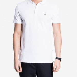Tailored By Solid Kingston T-Shirt Pikeepaita White