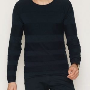 Tailored By Solid Knit Denford Pusero Blue