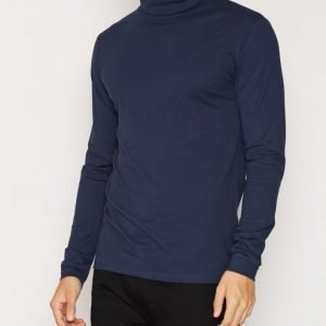 Tailored By Solid Shanklin T-shirt Pusero Insignia Blue
