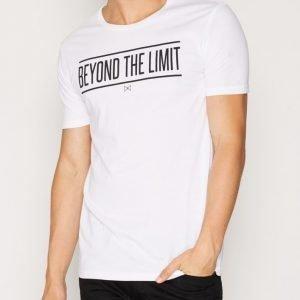Tailored By Solid Shapwick T-shirt T-paita White