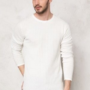 Tailored & Original Newgate Knit 0104 Off White