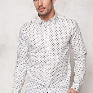 Tailored & Original Penn Shirt 0104 Off White