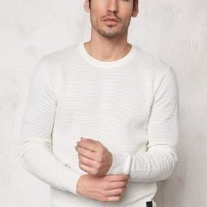 Tailored & Original Reading Knit 0104 Off White
