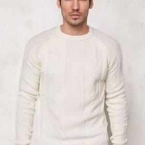 Tailored & Original Redmile Knit 0104 Off White