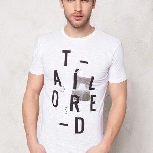 Tailored & Original Riverstown T-shirt 0001 White