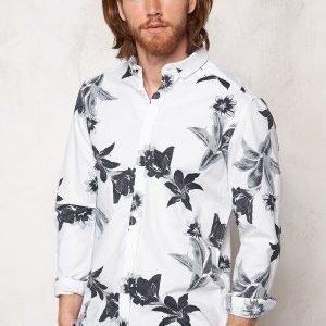 Tailored & Original Romiley Shirt 0001 White