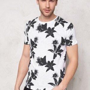 Tailored & Original Ropsley T-shirt 0001 White