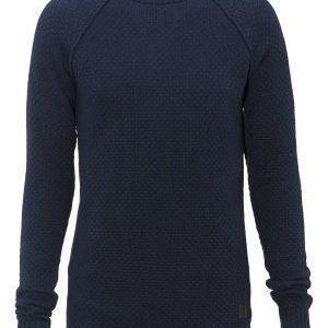 Tailored & Original Salthill Knit 1991 Insignia Blue