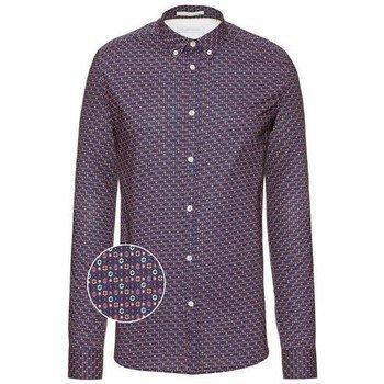 Tailored Originals Buxhall kauluspaita pitkähihainen paitapusero