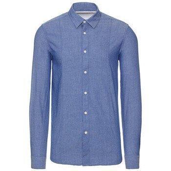 Tailored Originals kauluspaita pitkähihainen paitapusero