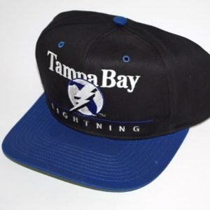 Tampa Bay Lightning Cap NHL keps -
