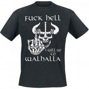 Tank Shirts Walhalla T-paita