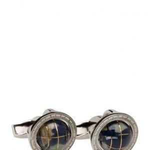 Tateossian Tateossian Globe Cufflinks kalvosinnapit
