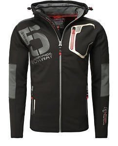 Taviar Softshell Black