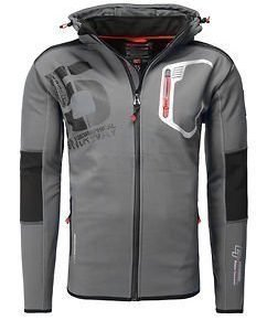 Taviar Softshell Dark Grey