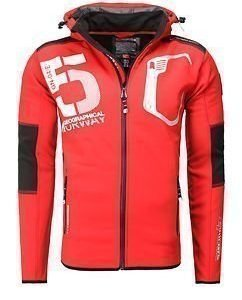 Taviar Softshell Red