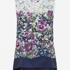 Ted Baker Fatile V-Neck Top Toppi